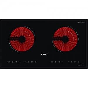 Bếp hồng ngoại đôi Kaff KF-073CC