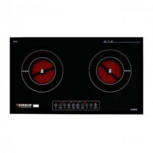 Bếp hồng ngoại đôi Taka TK-R02A