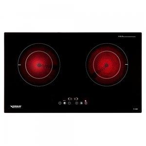Bếp hồng ngoại đôi Taka TK-R02C