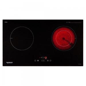 Bếp từ hồng ngoại đôi Taka TK-IR02B1