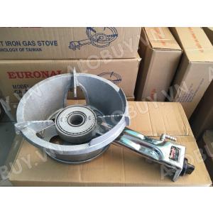 Bếp khè gas công nghiệp Euronal 168C - Xám