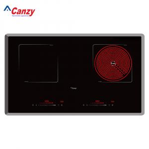 Bếp từ đôi hồng ngoại cảm ứng CANZY CZ-38IH