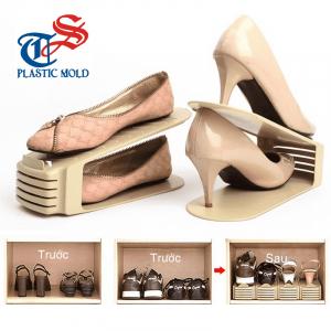 Bộ 5 kệ để giày tiết kiệm diện tích Tashuan TS-5138