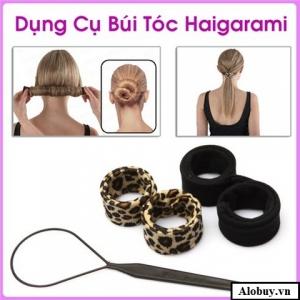 Bộ dụng cụ búi tóc Hairagami