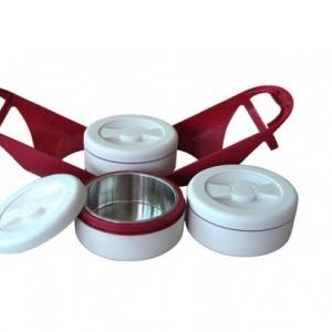 Cà mèn giữ nhiệt 3 ngăn Homemax TLB-3