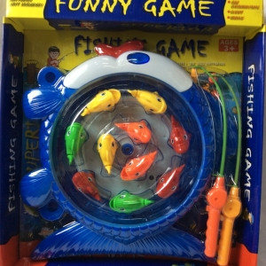 Câu cá đồ chơi trẻ em Fishing Game 804