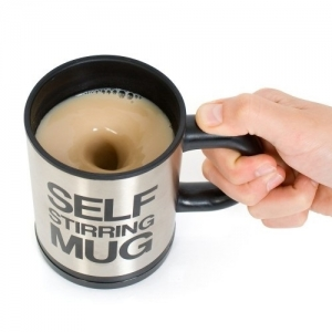 Cốc tự khấy thông minh Self Stirring Mug