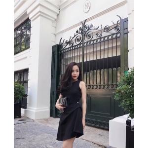 Đầm Nhúng Hông Đính Ngọc Leta Belita LD024