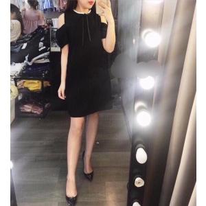 Đầm Rớt Vai Leta Belita LD017