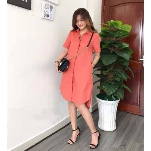 Đầm Sơ Mi Leta Belita D523
