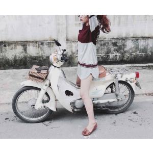 Đầm Thun Suông Thể Thao Leta Belita A332
