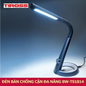 Đèn bàn Led cảm ứng Tiross TS1814
