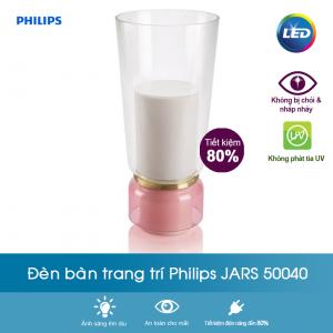 Đèn bàn trang trí Philips Jars 50040