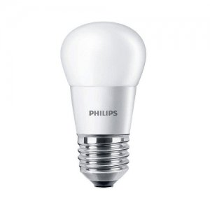 Đèn Led búp Philips 4W-40W E27 3000K P45
