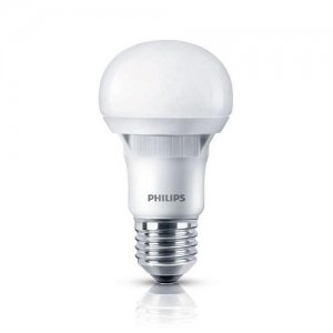 Đèn Led búp Philips 5W E27 3000K A60