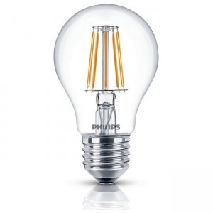 Đèn Led Philips Fila 4.3W-40W E27 2700K A60