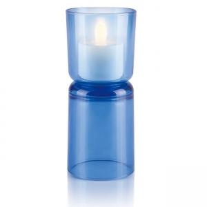 Đèn trang trí Philips Jars LED Candle (Xanh)