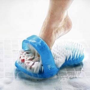 Dép massage sợi cước làm sạch chân chống trơn Tashuan TS-781