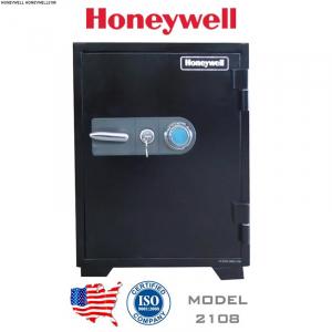 Két sắt khóa cơ chống cháy, chống nước HONEYWELL 2108