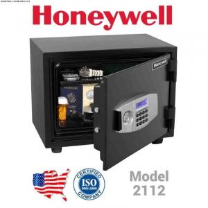 Két sắt khóa điện tử chống cháy, chống nước HONEYWELL 2112
