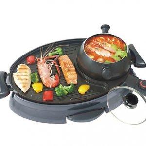 Bếp lẩu nướng đa năng Kangaroo KG96