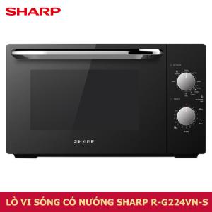 Lò vi sóng có nướng Sharp R-G224VN-S