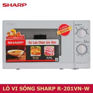 Lò vi sóng Sharp R-201VN-W