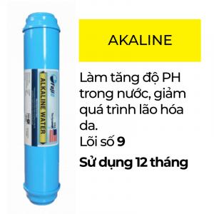 Lõi Lọc Nước RO FujiE Alkaline Số 9