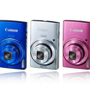Máy ảnh KTS Canon Digital IXUS 155 - 20.0MP