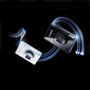 Máy ảnh KTS Canon Digital IXUS 510 HS - 10.1MP
