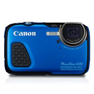 Máy ảnh KTS Canon PowerShot D30 - 12.1MP