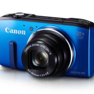 Máy ảnh KTS Canon PowerShot SX270 HS - 12.1MP