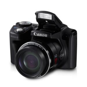 Máy ảnh KTS Canon PowerShot SX500 IS - 16.0MP