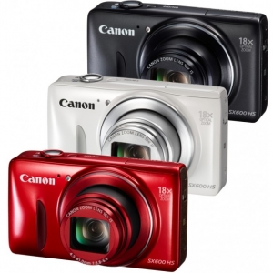 Máy ảnh KTS Canon PowerShot SX600 HS - 16.0MP