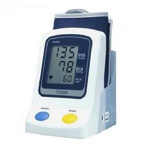 Máy đo huyết áp bắp tay Citizen CH-437C/CS