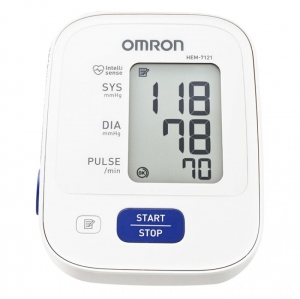 Máy đo huyết áp bắp tay Omron HEM 7322