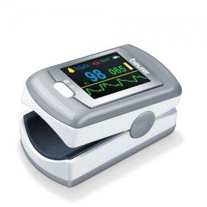 Máy đo nồng độ oxy trong máu và nhịp tim Beurer PO80
