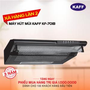 Máy hút mùi bếp 7 tấc KAFF KF-701B