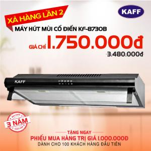 Máy hút mùi bếp 7 tấc KAFF KF-8730B