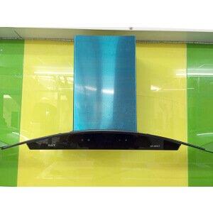 Máy hút mùi bếp kính cong cảm ứng KAFF KF-GB027