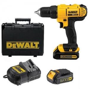 Máy khoan/vặn vít dùng pin Dewalt DCD734C2