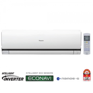 Máy lạnh Panasonic CU/CS-S10PKH – 1.0HP (Inverter - New 2013)