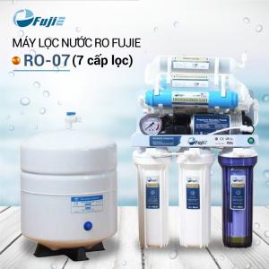 Máy lọc nước RO để gầm, không tủ FUJIE RO-07 (7 cấp lọc)