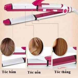 Máy tạo kiểu tóc đa năng 3 trong 1 Shinon SH-8088