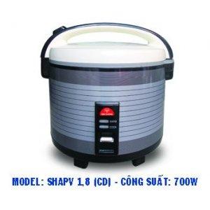 Nồi cơm điện Kim Cương Shapv 1.8