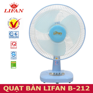 Quạt bàn Lifan B-212