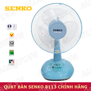 Quạt điện để bàn SENKO B113/B1213