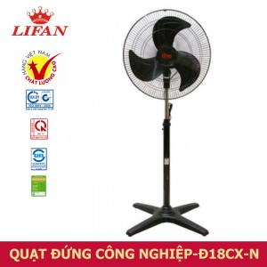 Quạt đứng công nghiệp Lifan Đ18CX-N