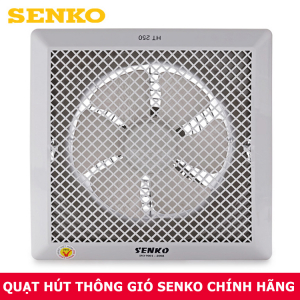 Quạt hút thông gió âm trần Senko HT250 40W