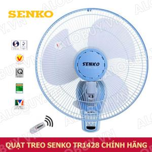 Quạt treo tường SENKO Có Remote TR1428